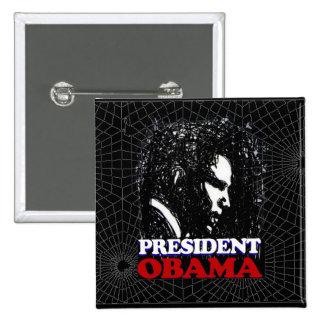 President Obama 2012 Button