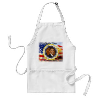 President Obama 2012 Campaign Launch Adult Apron