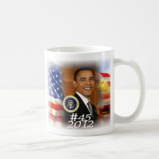 President Obama 2012 Campaign Launch Mugs