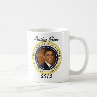 President Obama 2012 Campaign Launch Coffee Mug