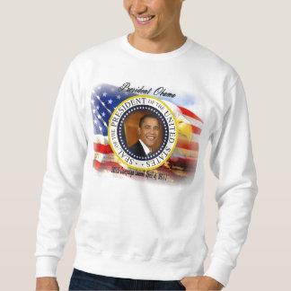 President Obama 2012 Campaign Launch Sweatshirt