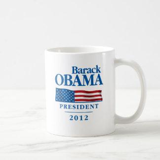 President Obama 2012 Coffee Mug