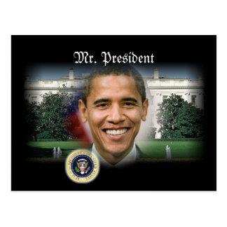 President Obama 2012 Election Postcard
