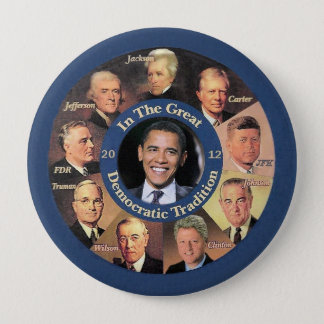 President Obama 2012 Pinback Button