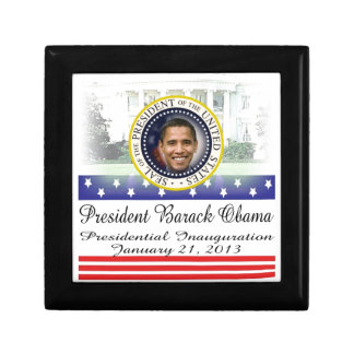 President Obama 2012 Re-election Gift Box