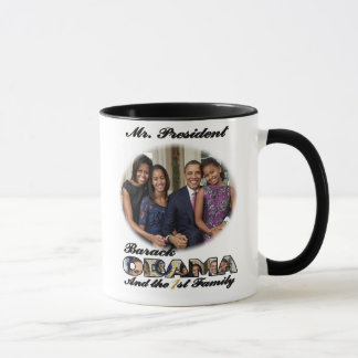 President Obama 2012 Re-election Mug