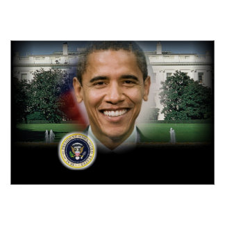 President Obama 2012 Re-election Print