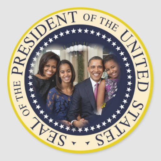 President Obama 2012 Re-election Stickers