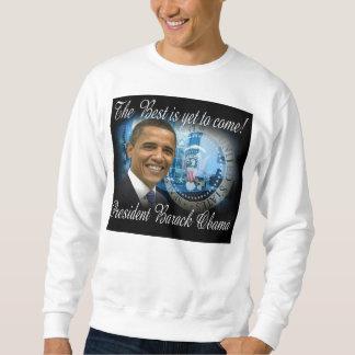 President Obama 2012 Re-election Sweatshirt