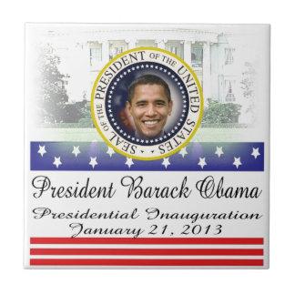 President Obama 2012 Re-election Tile