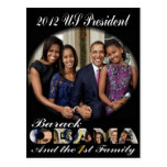 PRESIDENT OBAMA 2013 Inauguration Post Cards