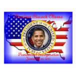 PRESIDENT OBAMA 2013 Inauguration Post Cards