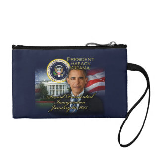 President Obama 2nd Inauguration Change Purses