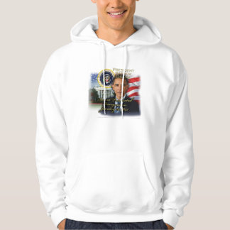 President Obama 2nd Inauguration Hooded Pullover