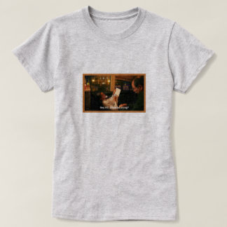 President Obama and his Secretary (of State) T-Shirt
