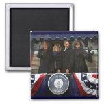 President Obama and Vice President Biden 2009 Magnet