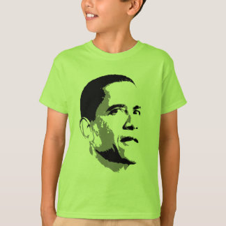President Obama Art by Marcia and Funkart T-Shirt
