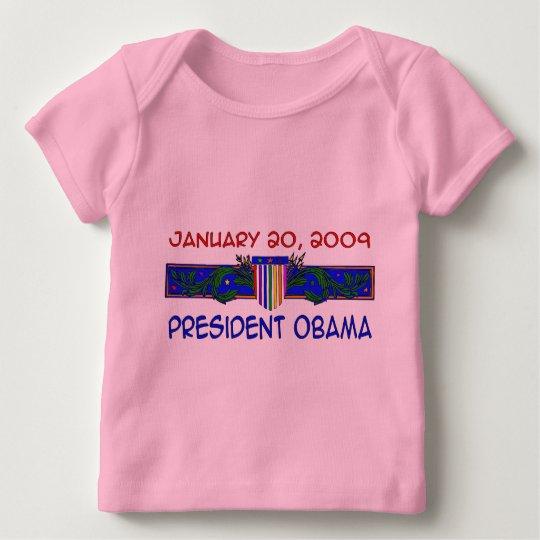 President Obama Baby T-Shirt