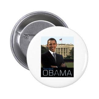President Obama Button