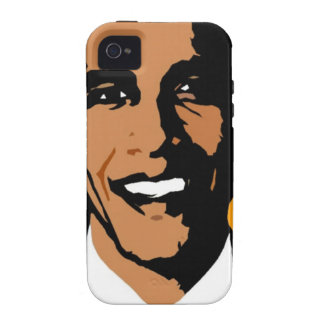 President Obama Case-Mate iPhone 4 Covers