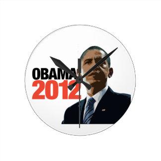 President Obama Clock