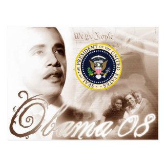 President Obama  Commemorative Inauguration Gifts Postcard