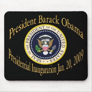 President Obama Commemorative Inauguration Mouse Mats