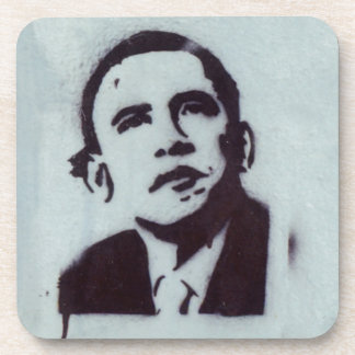 President Obama Drink Coaster