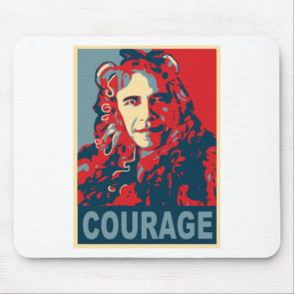 President Obama - Courage Mouse Pads