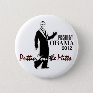 President Obama gets ritzy Button