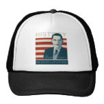 "President Obama ""History In Our Lifetime"" Trucker Hats"