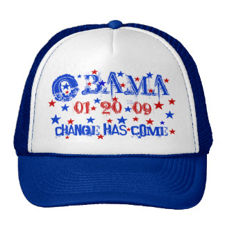 President Obama Inauguration Cap Hats
