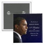 President Obama Inauguration Celebration Button