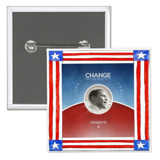 PRESIDENT OBAMA Inauguration Commemorative Button