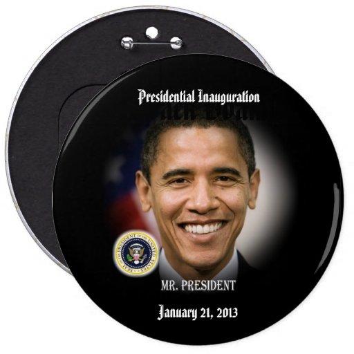 President  Obama Inauguration Commemorative Pins