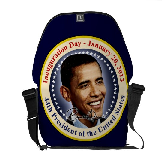 President Obama Inauguration Day Courier Bag