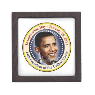 President Obama Inauguration Day Jewelry Box