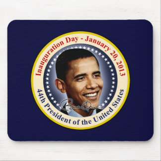 President Obama Inauguration Day Mouse Pad