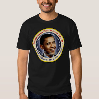 President Obama Inauguration Day T-shirts
