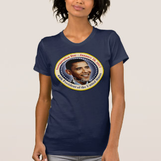 President Obama Inauguration Day Tee Shirts