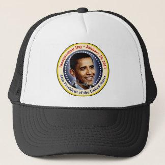 President Obama Inauguration Day Trucker Hat