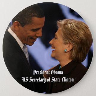 "President Obama Inauguration Keepsakes 6"" Pinback Button"