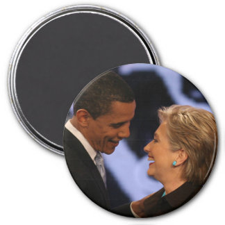 """President Obama Inauguration Keepsakes Colossal 6"""" 3 Inch Round Magnet"""