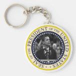 President Obama Inauguration Keepsakes Keychains