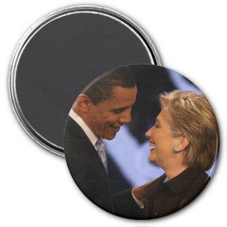 """President Obama Inauguration Keepsakes Large 3"""" 3 Inch Round Magnet"""