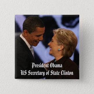President Obama Inauguration Keepsakes Pinback Button