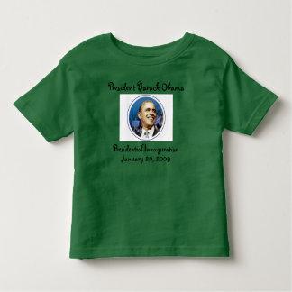 President Obama Inauguration KIDS Toddler T-shirt