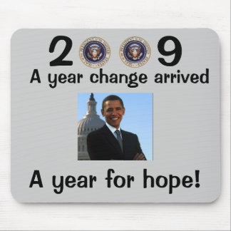 President Obama Inauguration Mouse Pad