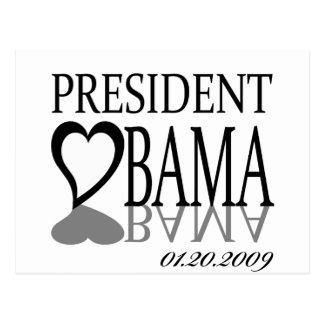 President Obama Inauguration T-Shirts! Postcard