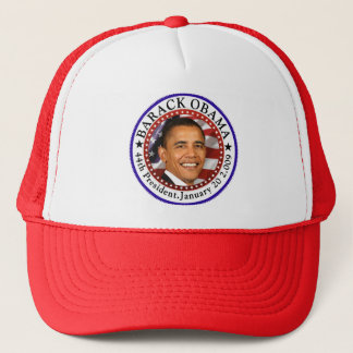 President Obama Inauguration Trucker Hat